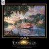 Thomas Kinkade 750 Piece Special Edition - The River Queen