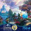 Thomas Kinkade Disney - Cinderella Wishes Upon a Dream