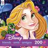 Disney Friends- Flowers in Her Hair