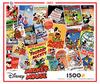 Disney 1500 Piece Puzzle- Vintage Collage