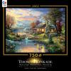 Thomas Kinkade 750 Piece Special Edition - Nature's Paradise