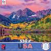 Around the World USA - Maroon Bells, Aspen, Colorado