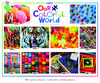 Our Colorful World 10 in 1 Deluxe Set