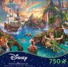 Thomas Kinkade Disney Dreams - Peter Pan
