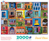 2000 Piece Puzzle - Windows of the World