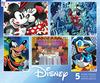 5 in 1 Multi-Pack - Disney Classic