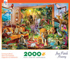 2000 Piece Puzzle - Coming to Room