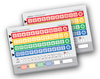 Qwixx Score Pads - 2 Pack
