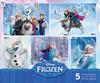 5 in 1 Multi-Pack - Disney Frozen