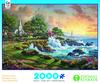 2000 Piece Puzzle - Seaside Haven