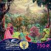 Thomas Kinkade Disney - Sleeping Beauty