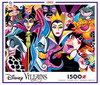 Disney 1500 Piece Puzzle- Villians
