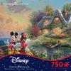 Thomas Kinkade Disney Dreams - Mickey and Minnie