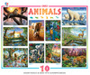 Animals 10 in 1 Deluxe Set