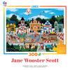 Jane Wooster Scott - Circus Pandemonium