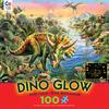 Dino Glow - Triceretops