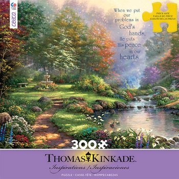 Thomas Kinkade Inspirations - Reflections of Faith picture