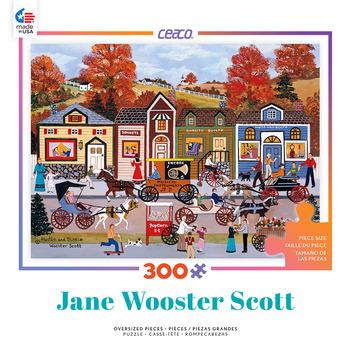 Jane Wooster Scott - Hustle Bustle picture