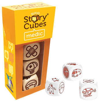 Rory's Story Cubes Mix - Medic picture