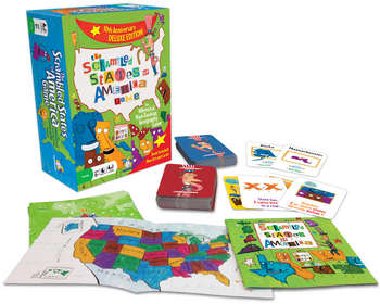 The Scrambled States of America&#8482; Game - Deluxe Edition picture