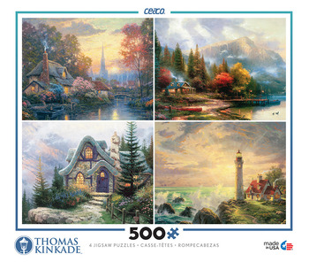 Thomas Kinkade 4 in 1 Multi-Pack picture