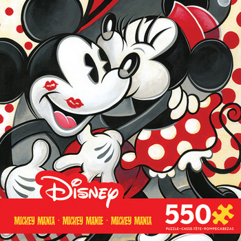 Mickey Mania - Hugs and Kisses picture