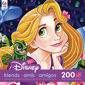 Disney Friends- Flowers in Her Hair picture