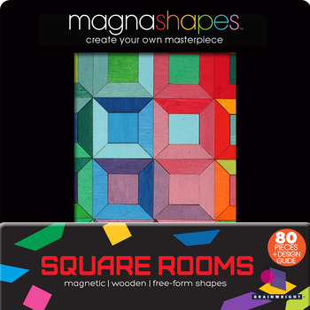 MagnaShapes - Square Rooms picture