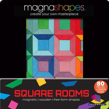 MagnaShapes - Square Rooms picture