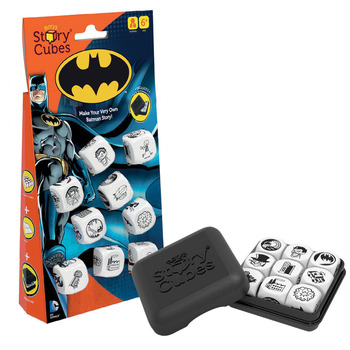 Rory's Story Cubes - Batman picture