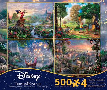 4 in 1 Multi-Pack - Thomas Kinkade - Disney Dreams picture