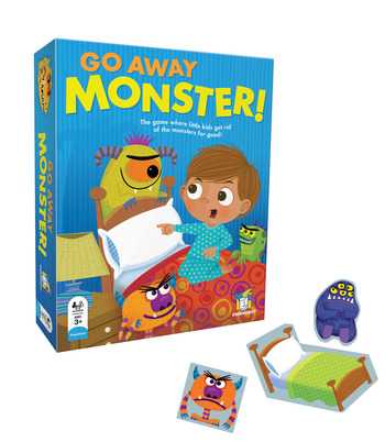 Go Away Monster® picture
