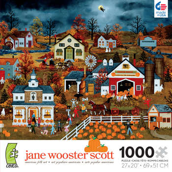 Jane Wooster Scott - Halloween Adventures picture