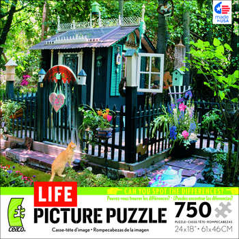 LIFE Picture Puzzle - Knock, Knock. Anyone Home? picture