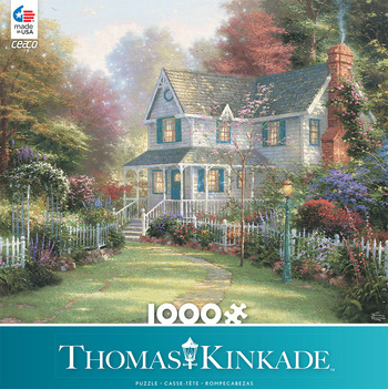Thomas Kinkade 1000 Piece - Victorian Garden 2 picture