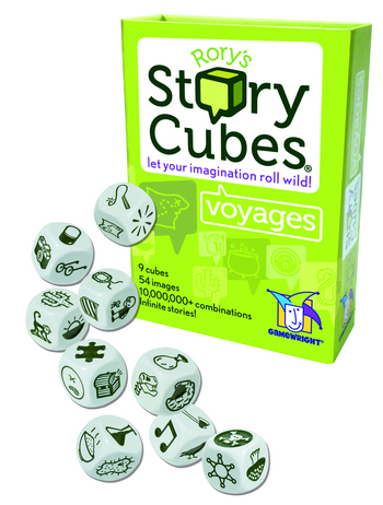 Rory's Story Cubes - Voyages picture
