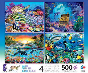 4 in 1 Multi-Pack - Seaside picture