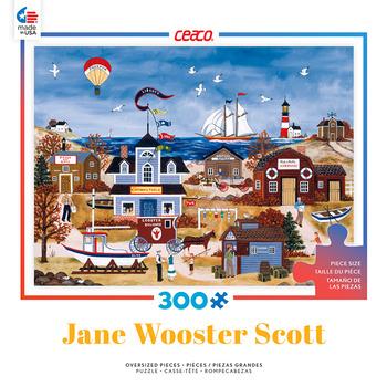 Jane Wooster Scott - Seaside Splendor picture