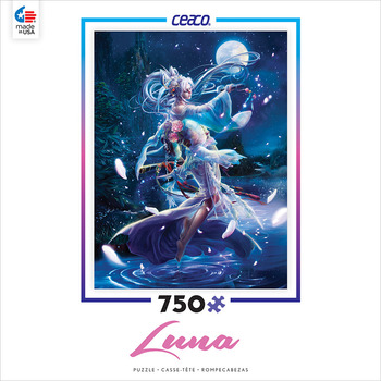Luna - Whirling Blade picture