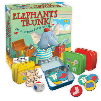 Elephant's Trunk picture
