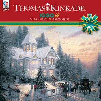 Thomas Kinkade - Victorian Christmas 1 picture