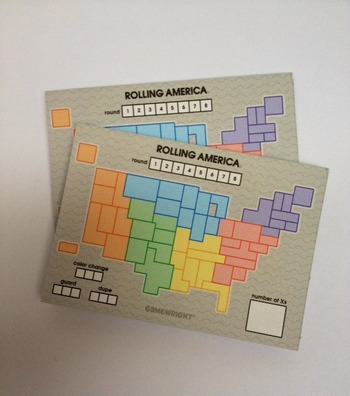 Rolling America Map Pads - 2 Pack picture