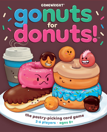 Go Nuts For Donuts picture