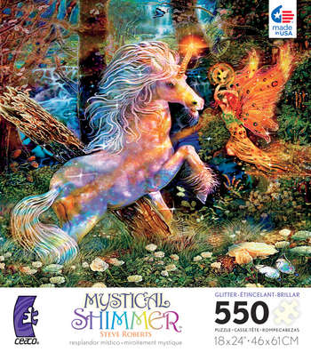 Mystical Shimmer - Unicorn King picture