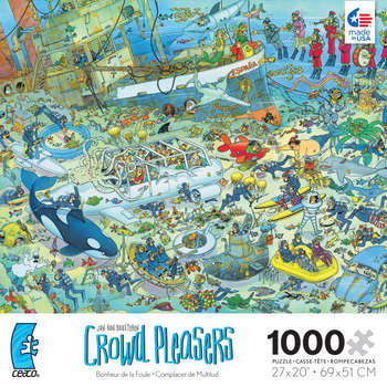 Crowd Pleasers - Deep Sea Fun picture
