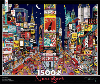1500 Piece - New York picture