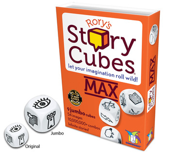 Rory's Story Cubes - Max picture
