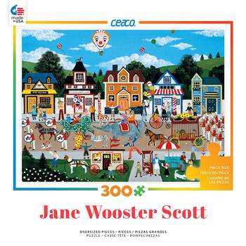 Jane Wooster Scott - Circus Pandemonium picture