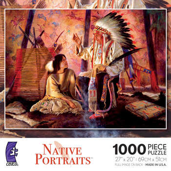 Native Portraits - Legends of the Past picture