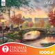 Thomas Kinkade 1000 Piece - Autumn in New York
